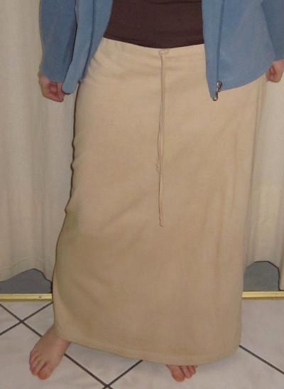 La jupe se porte toujours bien :3