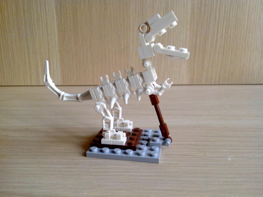 Institut Lego : T-Rex
