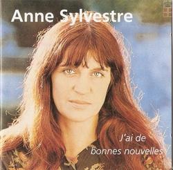 Album d'Anne Sylvestre : 'J'ai de bonnes nouvelles'