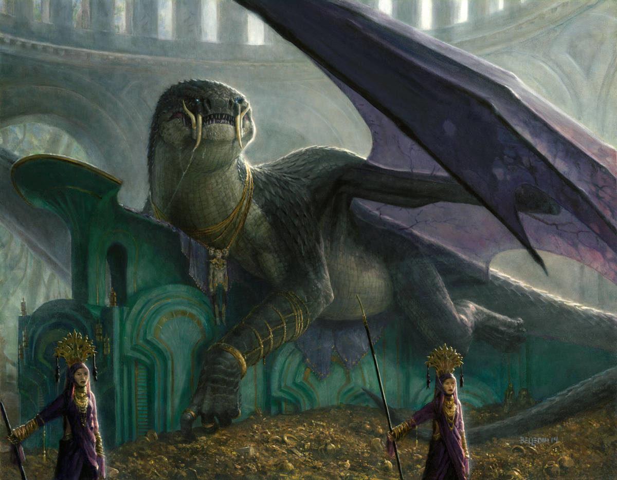 Silumgar, seigneur-dragon (Dragons de Tarkir)