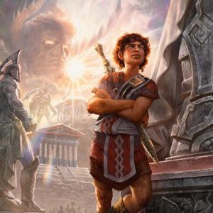 Kytheon, héros d'Akros