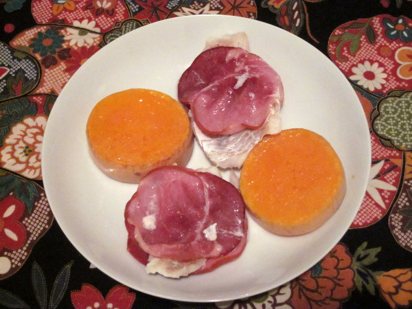 Butternut, colin et bacon